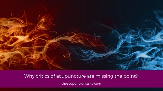 Why Critics Of Acupuncture Are Missing The Point