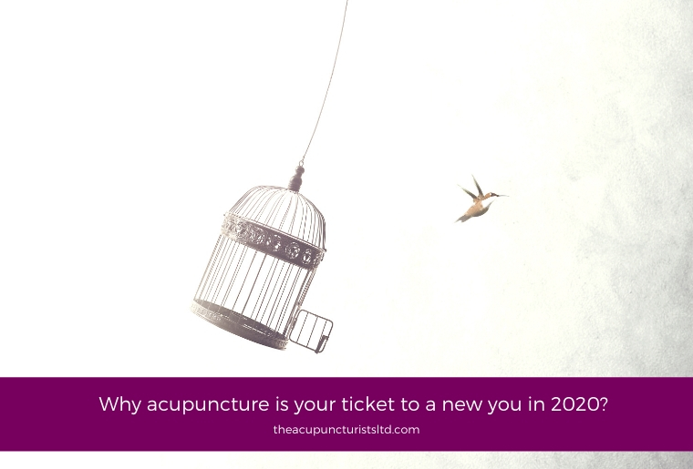Why Acupuncture Is Your Ticket To A New You In 2020