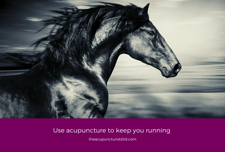 Use Acupuncture To Keep You Running