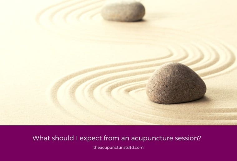 What Should I Expect From An Acupuncture Session